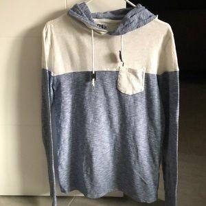 Men's hoodie LEE Small